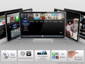 In diesem Jahr 2012 soll Gerüchten zufolge der Apple iTV erscheinen