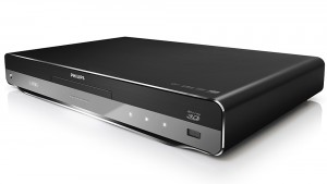 High-End Blue-Ray Player BDP9600 von Philips