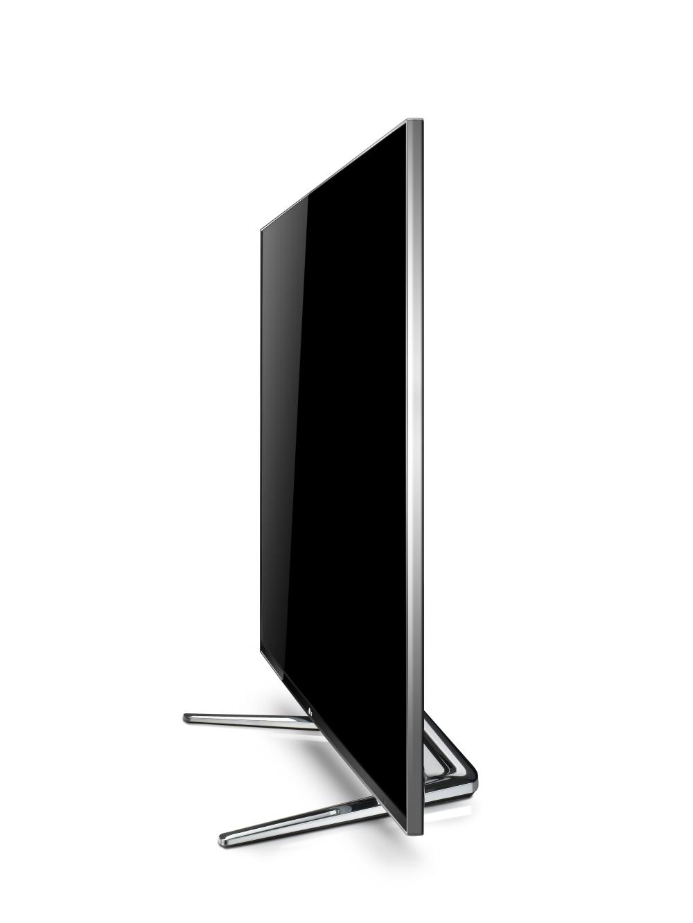 LG LM960V 3D-TV (Seitenansicht)