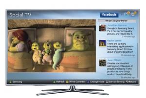 Samsung D8090 LED-TV mit SmartTV-Funktionen