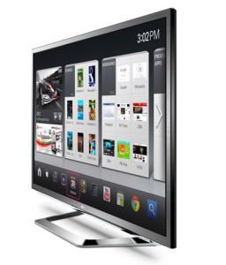 Google-TV: 3D Smart TV LMG820 und LM960 von LG