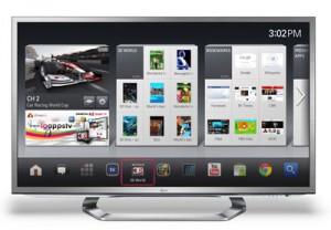 3D LED-TV's LMG820 und LM960 von LG mit Google-TV