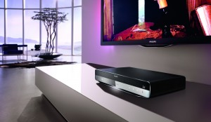 BDP9600 High-End 3D Player von Philips
