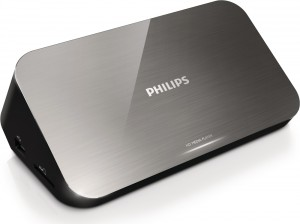 HD Media Player HMP7001 von Philips