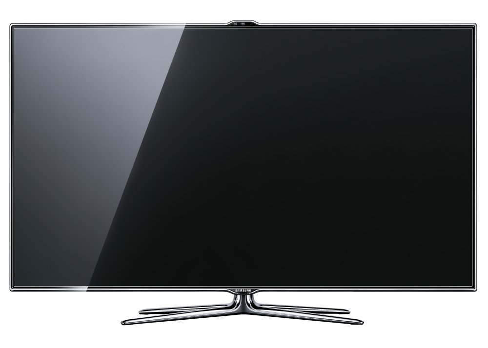 samsung es8090 3d led tv mit sprach gestensteuerung. Black Bedroom Furniture Sets. Home Design Ideas