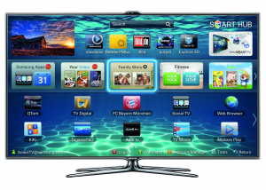 Samsung ES7090 LED-TV in 55 Zoll