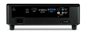 EM-Projektor für Einsteiger: Acer X1311WH