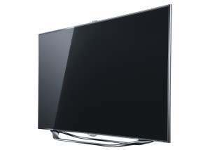 Samsung 3D LED-TV ES8090