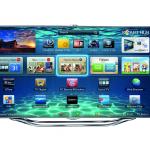 Samsung ES8090-Reihe 2012: 3D LED-TV mit Sprach- und Gestensteuerung der neusten Generation