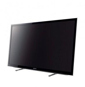 Sony Bravia KDL-HX755 3D-LED-TV seitlich