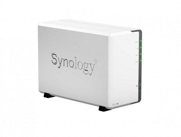 Synology DS212j Netzwerkspeicher