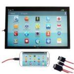 Anleitung: Handy oder Tablet mit TV verbinden
