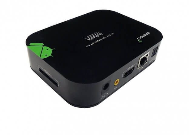 inakustik Premium Internet TV Box
