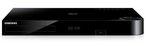 Samsung BD-F8509S/ZG HD-Recorder mit 2 SAT - Tunern und 3D Blu-ray Player
